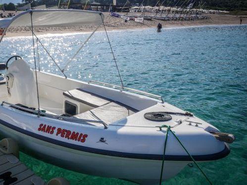 Sportboot Karel V160 · 2018