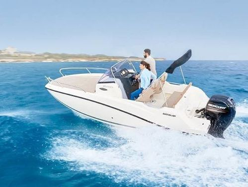 Sportboot Quicksilver 605 SD (2018)