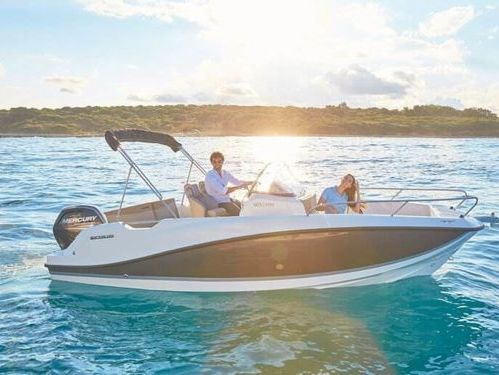 Imbarcazione a motore Quicksilver Activ 605 Open (2017)