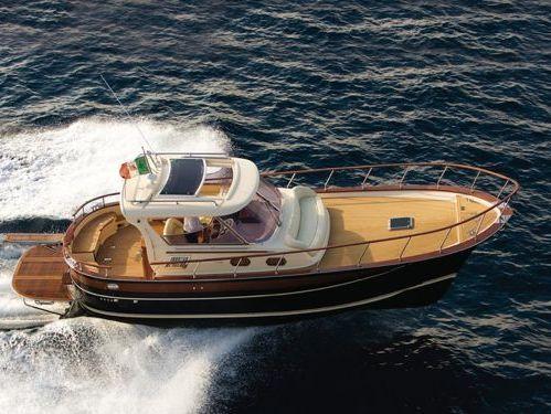 Motorboot Apreamare Sorrento 36 Open Cruise (2015)