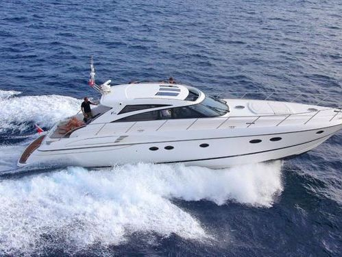 Imbarcazione a motore Princess V58 (2009)