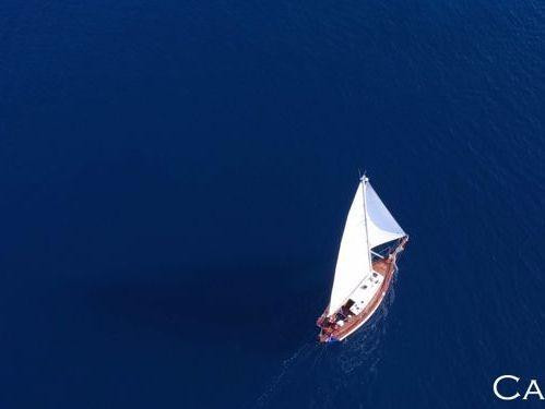 Barca a vela Enavigo Cutter · 2008