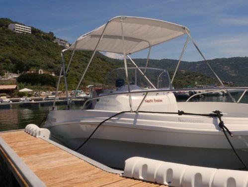 Sportboot Jeanneau Cap Camarat 5.5 CC · 2017