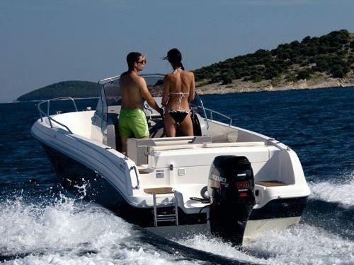 Sportboot Atlantic Marine 670 Open (2020)