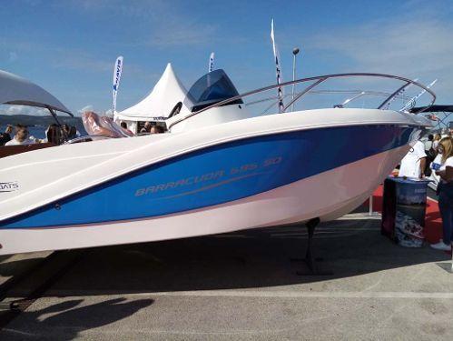 Imbarcazione a motore Barracuda 595 SD (2020)