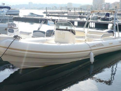RIB BSC 75 · 2012