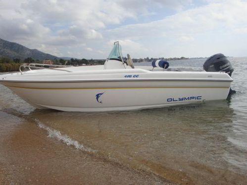 Motoscafo Olympic 490cc · 2020