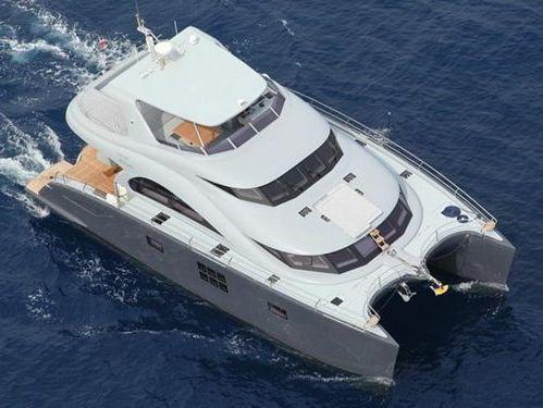 Catamarano a motore Sunreef 60 Power · 2012