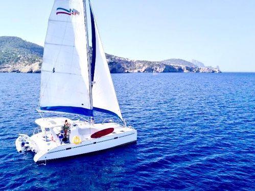Catamaran Leopard 40 · 2008