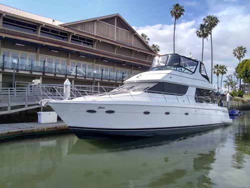 Motorboat Carver Yachts 53 · 2001