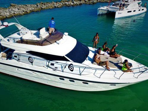 Motorboot Azimut 44 · 2002