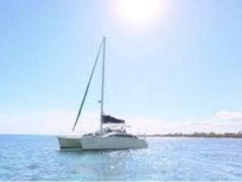 Catamarano Jaguar 36 · 1998