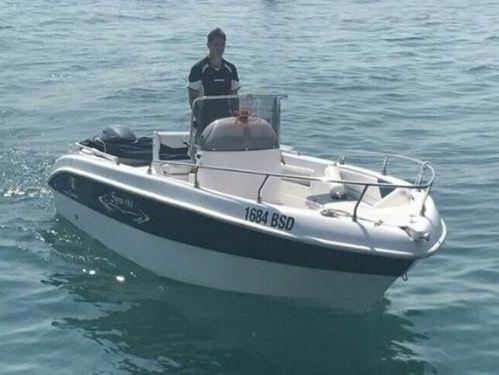 Speedboot Pollini Syros 190 · 2012