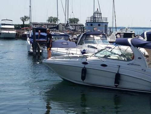 Motorboat Sea Ray 315 Sundancer · 2006
