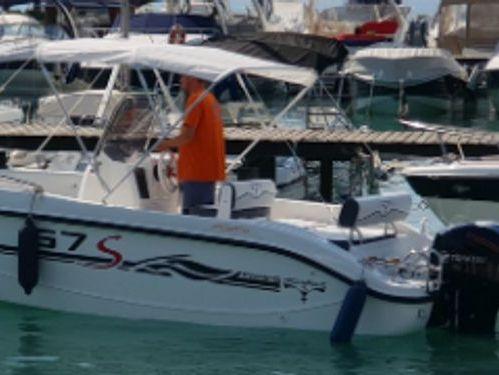 Speedboat Trimarchi 57S · 2019