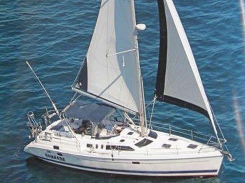 Barca a vela Hunter 450 Passage · 2000