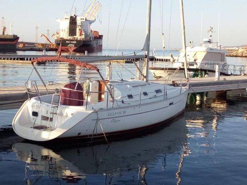 Sailboat Beneteau Oceanis 31 · 2010