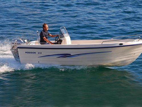 Motoscafo Poseidon 510 · 2015