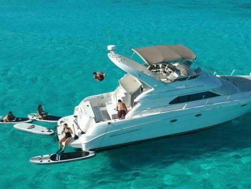 Hausboot Sea Ray 245 · 2004
