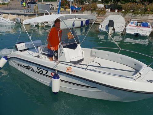 Speedboat Trimarchi 53s · 2019
