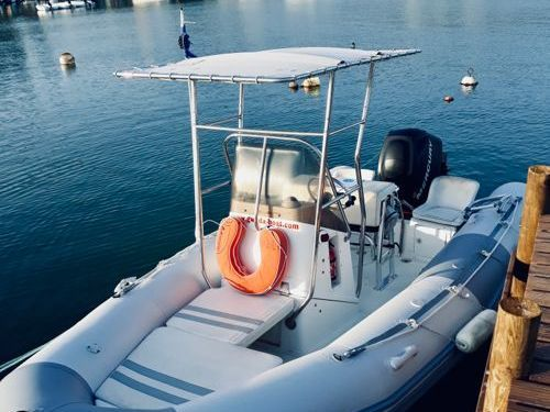 Motorboat Pacific Craft 650 SC · 2007