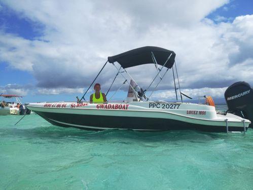 Sportboot Lenco Cuba 21 · 2003