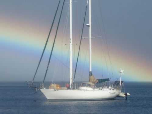 Zeilboot Gaff Schooner · 1980