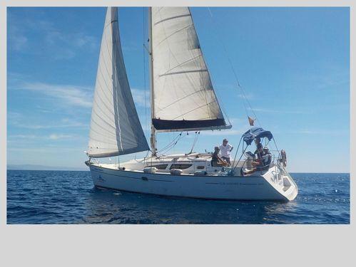 Sailboat Jeanneau Sun Odyssey 35 · 2010