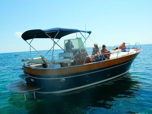 Imbarcazione a motore Capeador 28 Solarium · 2010