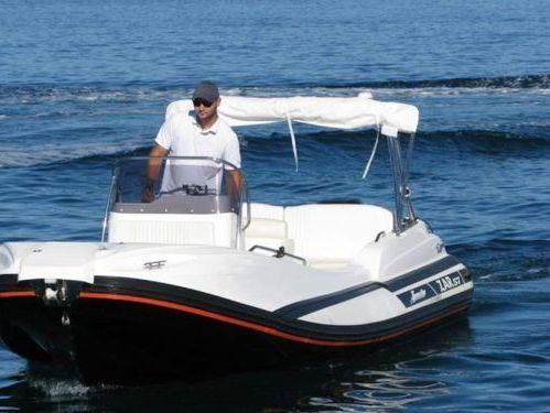 Speedboat TSAR 57 · 2015