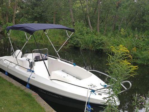 Speedboat Marion 550 · 2014