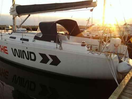 Barca a vela Dehler Varianta 44 (2013)