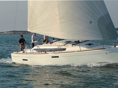 Segelboot Jeanneau Sun Odyssey 379 · 2013
