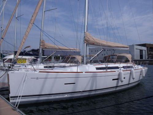 Barca a vela Dufour 405 Grand Large · 2011