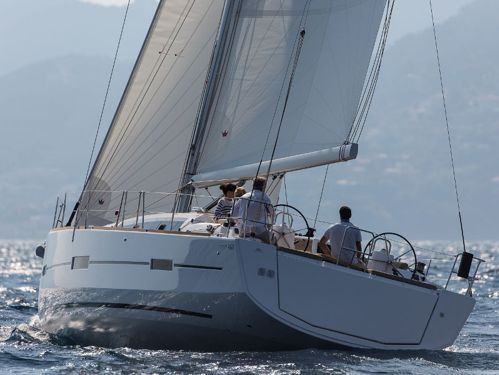Zeilboot Dufour 460 Grand Large (2016)