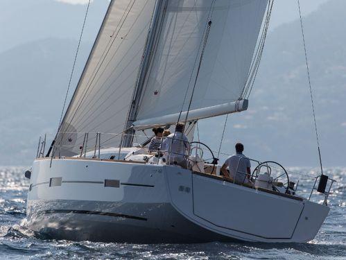 Barca a vela Dufour 460 Grand Large · 2016