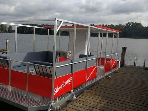 Speedboat Silverfisher 780 · 2019
