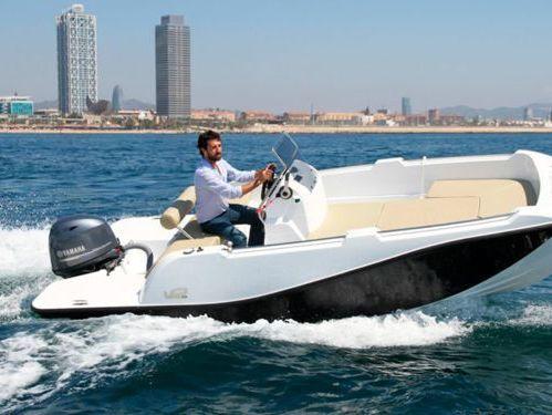 Speedboat V2 Boat (2015)