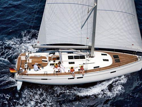 Sailboat Bavaria 45 · 2011