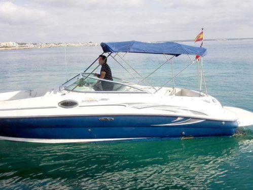 Speedboat Sea Ray 240 SD (2015)