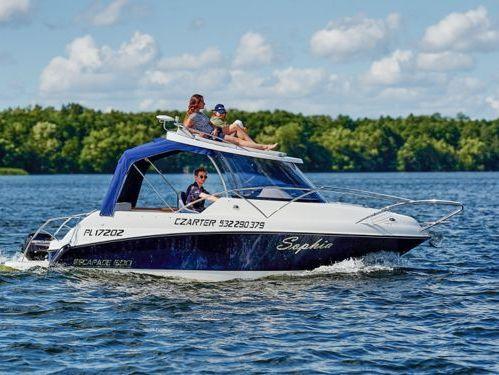 Motorboat Escapade 600 Camper · 2020