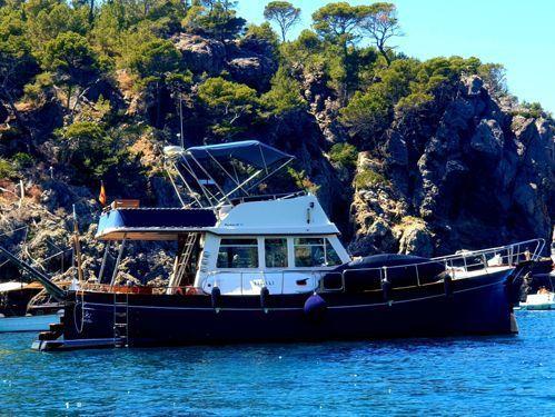 Motorboat Myabca 45 TR · 2000
