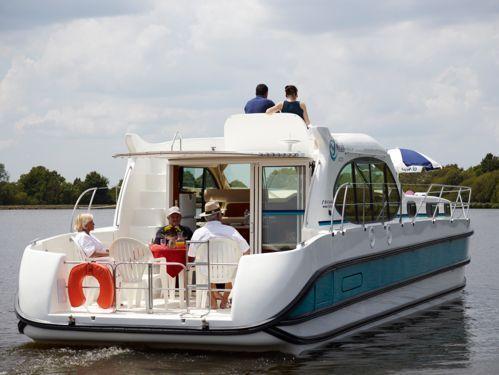 Hausboot Nicols Estivale Octo · 2012