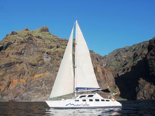 Catamarano Tonga Tora 37 (1988)