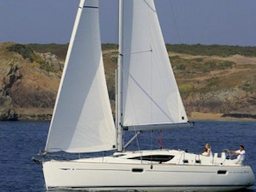 Barca a vela Jeanneau Sun Odyssey 39 ds · 2008