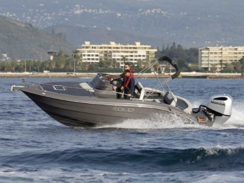 Speedboat Eolo 730 Day · 2020