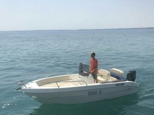 Sportboot Mingolla Brava 18 · 2017