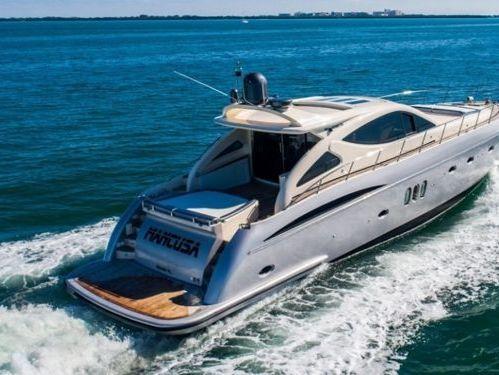 Imbarcazione a motore Gianetti 68 · 2007