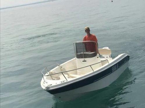 Speedboot Mingolla Brava 16 · 2017