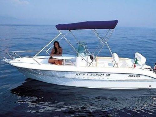 Imbarcazione a motore Sessa Key Largo 19 (2009)